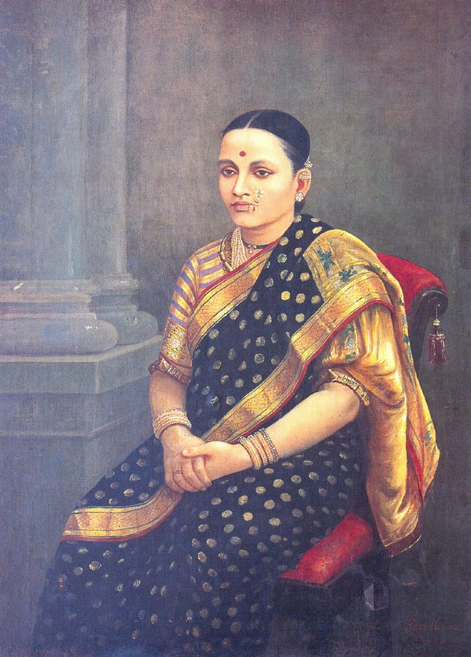 raja ravi varma an indian artist The great indian epics have always amused raja ravi varma, arguably the best artist india has seen may be that is why he chose scenes and situations from ramayana.