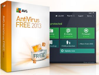 telecharger avg antivirus 2013 gratuit