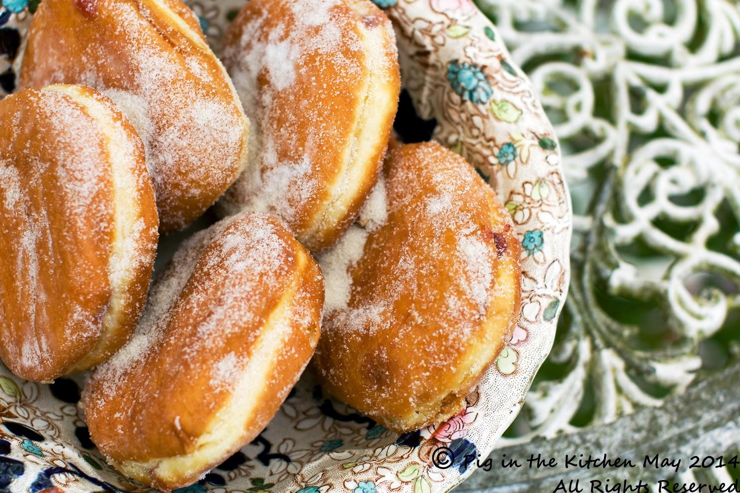 doughnuts piginthekitchen