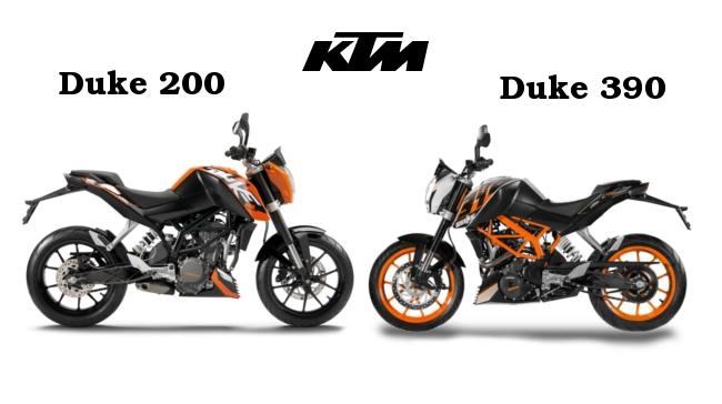 KTM Duke 200 Vs 390 Ownership Downsides