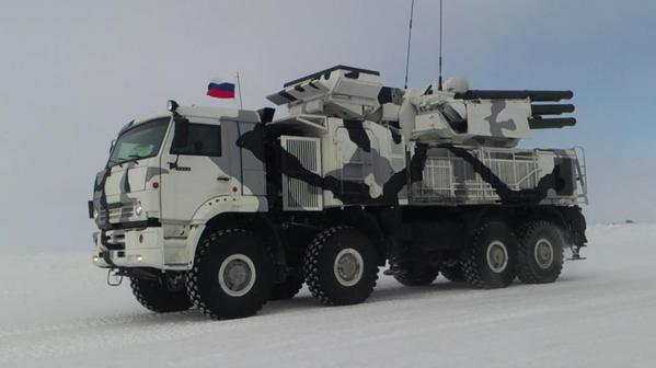 Asian Defence News: Russian Victory Day Parade at Kotelniy in Arctic