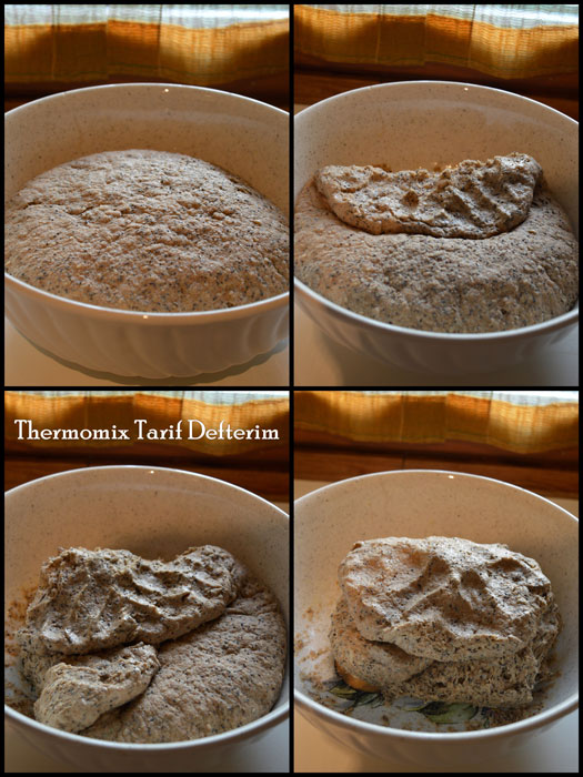 how to make flour from wheat with thermomix
