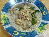 Segarnya Sup Wonton Bihun