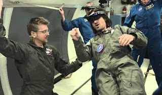 Η Microsoft στέλνει τα γυαλιά HoloLens στον διεθνή σταθμό ISS για τους αστροναύτες
