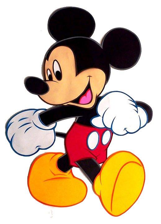 Mickey mouse en foami - Imagui