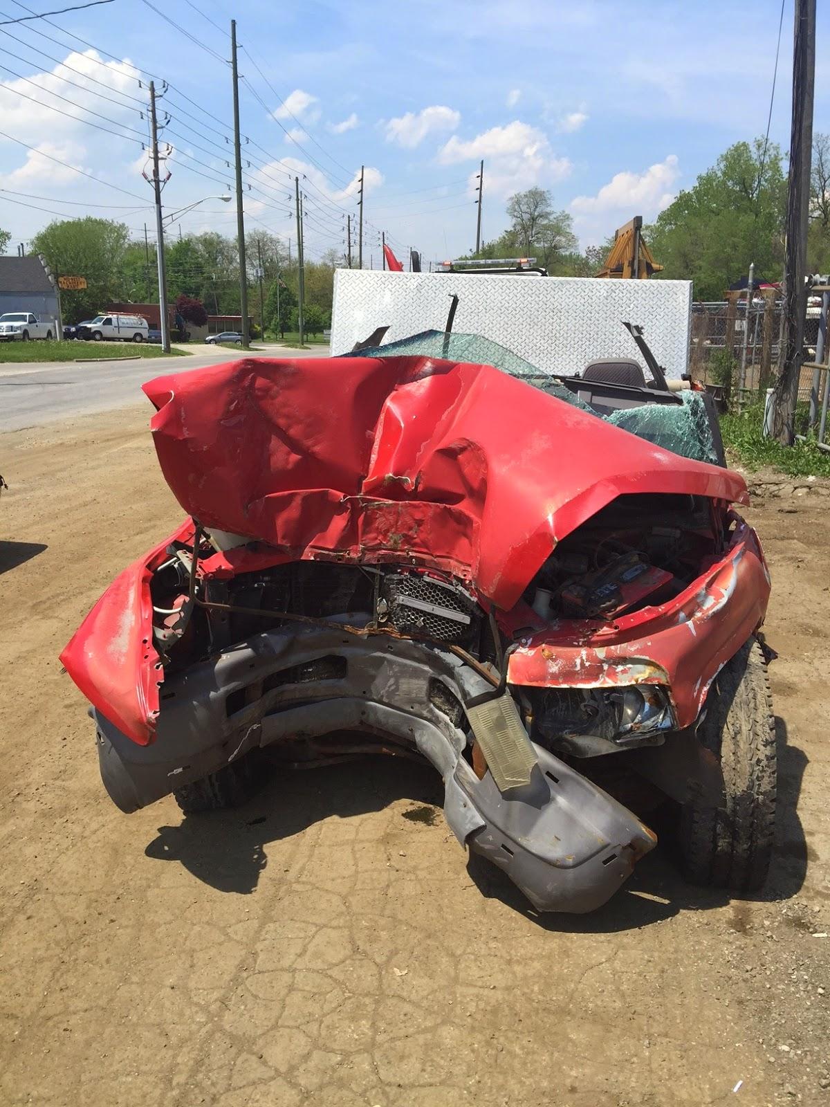 Junk Cars Indianapolis: Be Careful Indianapolis