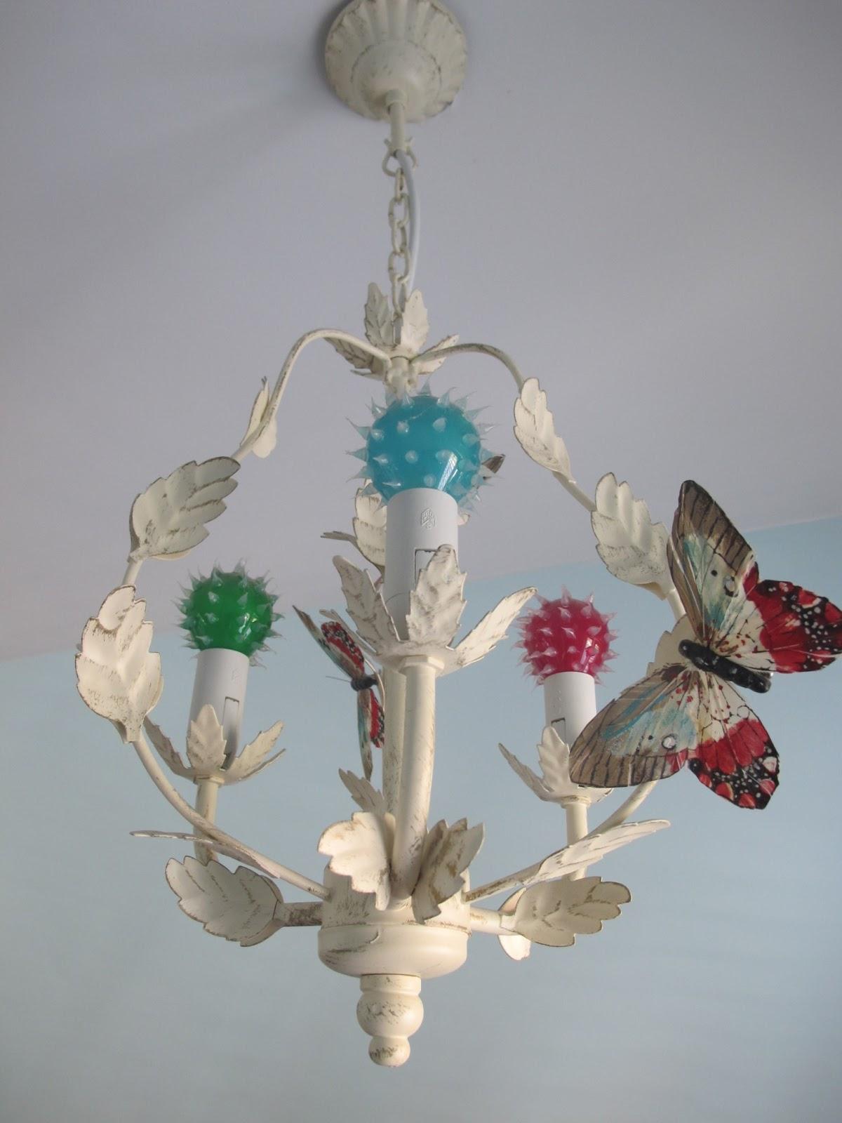 Ideetjes voor een klein huisje en tuintje lampen pimpen for Lampen xenos