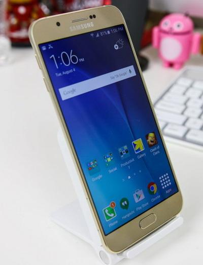 Samsung Galaxy A8 di Indonesia