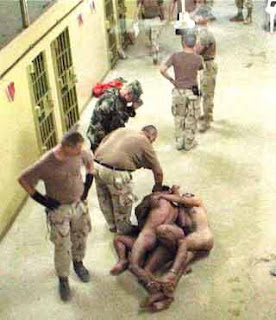 US torture in iraq