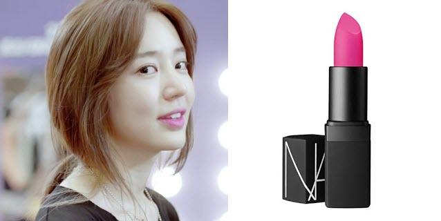 Nars Matte Pink Lipstick Nars Schiap Used By Yoon Eun Hye From Korean Drama I Miss You
