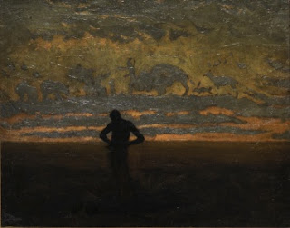 Hiawatha by Thomas Eakins