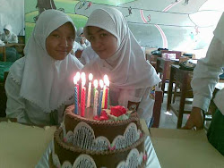 mrs. siti's birthday