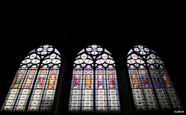 Vitraux de la Basilique Saint-Urbain,Troyes