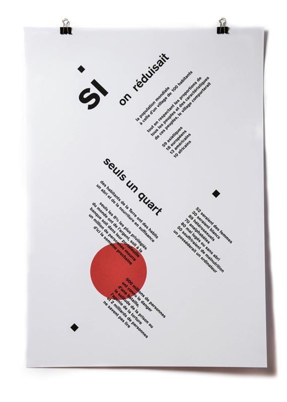Bauhaus-inspired Poster