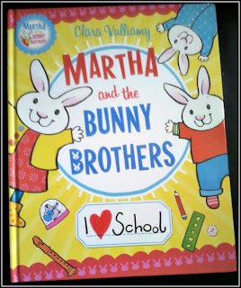 Martha and the Bunny Brothers