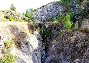 El Pont del Salt. Miguel Angel Nadal