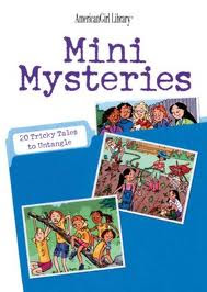 image: Mini Mysteries:20 Tricky Tales - mystery bookreview