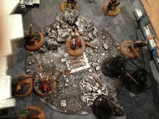 Hobbit SBG - Arnor push back Morannon orcs