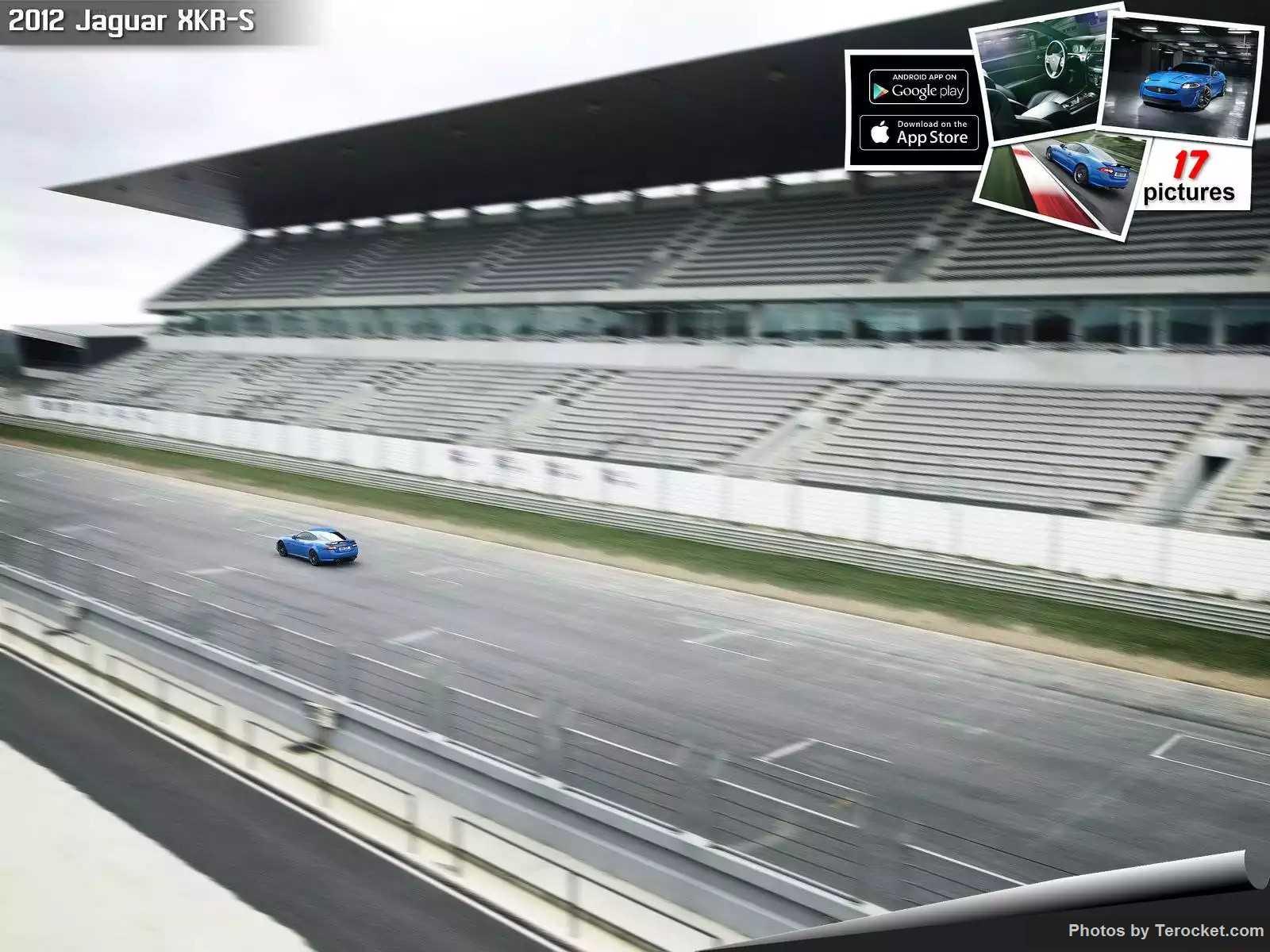 Hình ảnh xe ô tô Jaguar XKR-S 2012 & nội ngoại thất