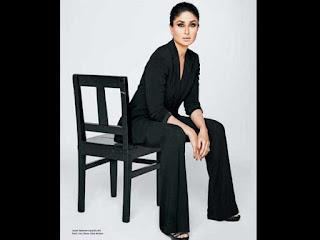 Kareena Kapoor Khan with Salma Khan for FILMFARE Magazine July 2015 Issue