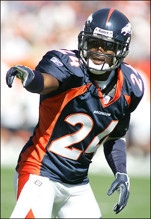 champ bailey height