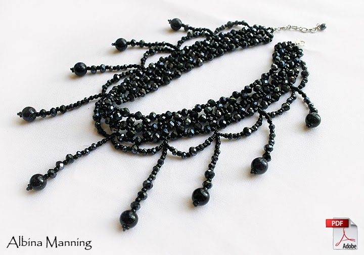 https://www.etsy.com/listing/197330222/beaded-choker-necklace-tutorial-beading
