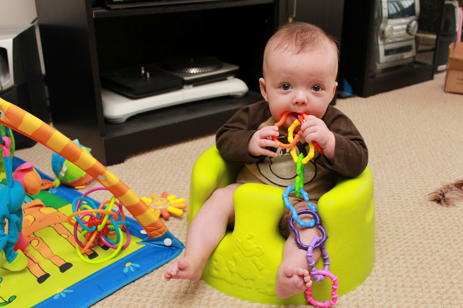 Toys For 4 Month Old Baby : Babies baby toys months