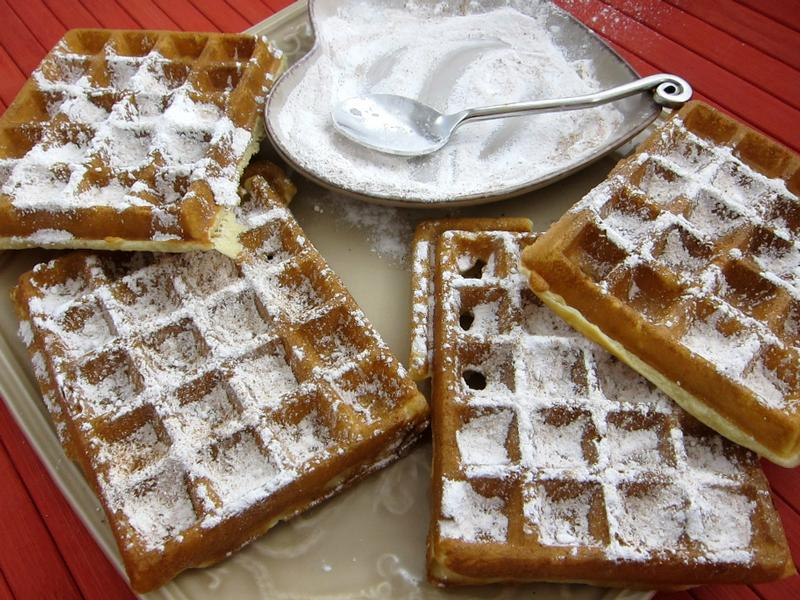 Recollections of a Vagabonde: The original Waffle House restaurant