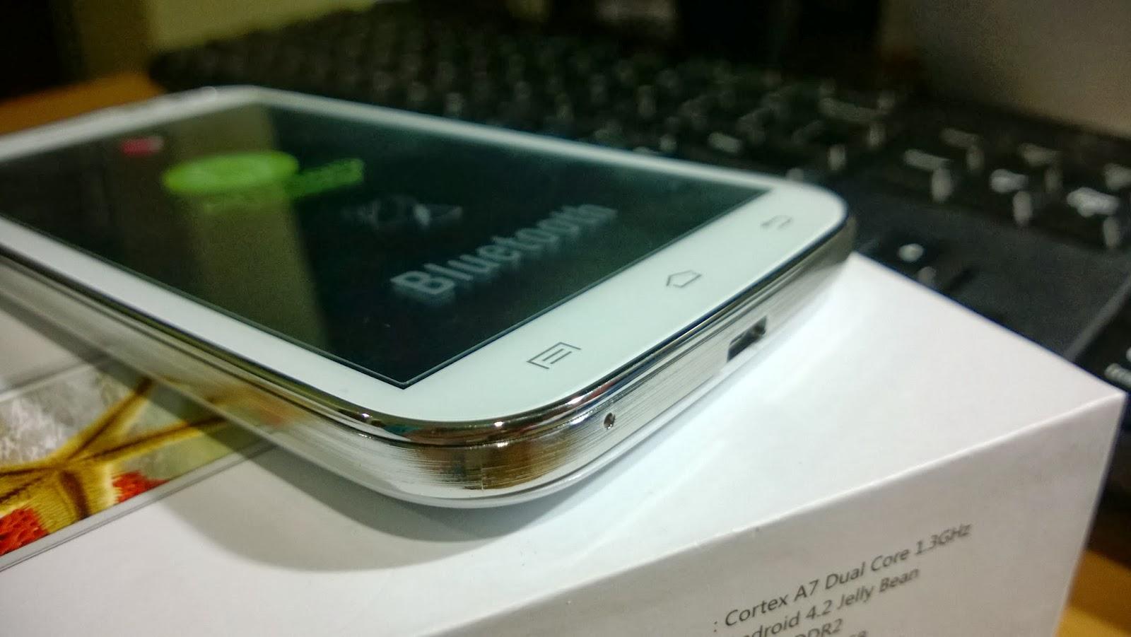 Inilah ponsel android dari advan bernama quot advan vandroid s5e quot