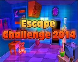 Juegos de Escape Escape Challenge 2014