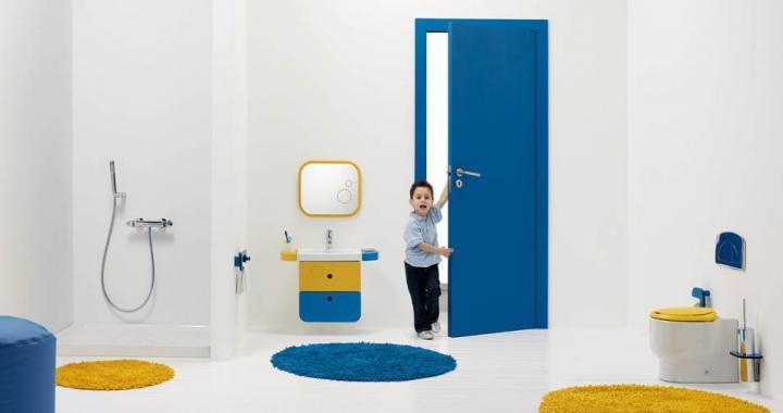 Baños Ninos Modernos:Baños Modernos: baño moderno de niños