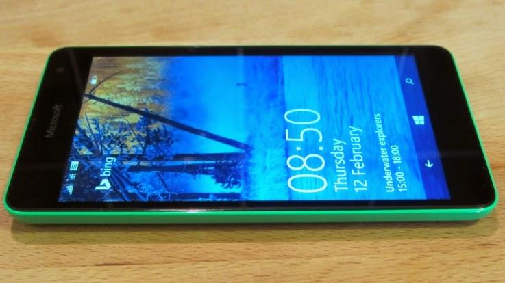 Come ingrandire caratteri Lumia 535