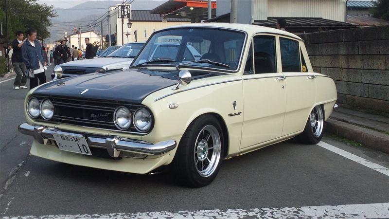 Isuzu Bellett, いすゞ, 日本車, スポーツカー