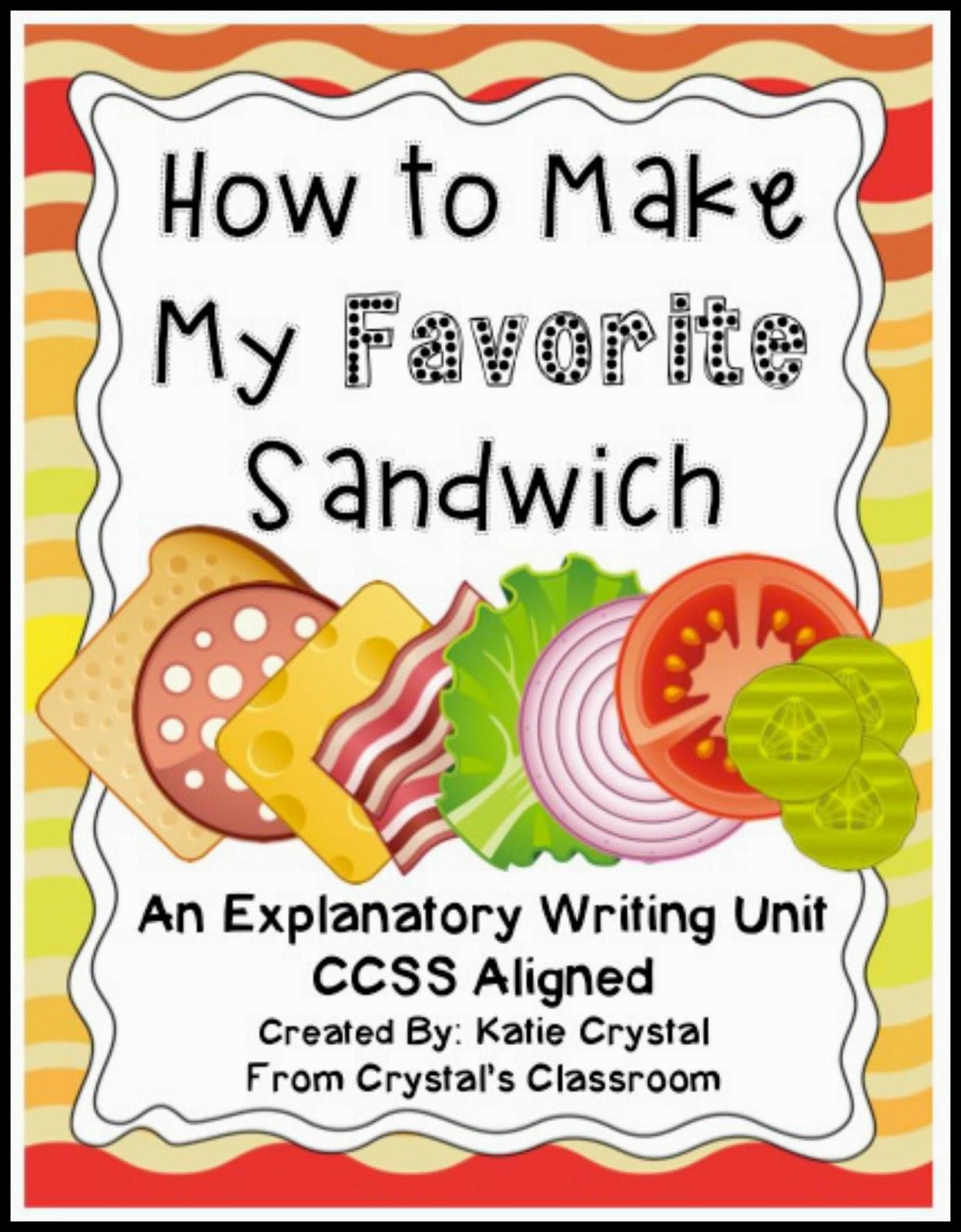 Crystal\'s Classroom: A Peanut Butter, Honey, and Banana Sandwich