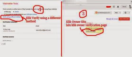 Cara Mudah Mendaftarkan Blog di Google 4