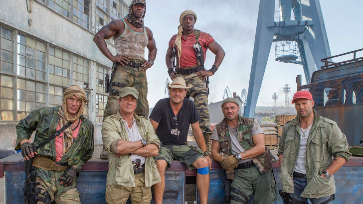 The Expendables 3 Cast Movie