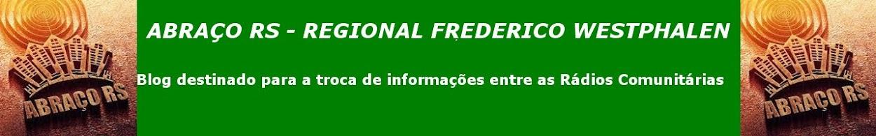 ABRAÇO RS - REGIONAL FREDERICO WESTPHALEN