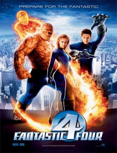 Ver Los 4 Fantásticos (2005) Online