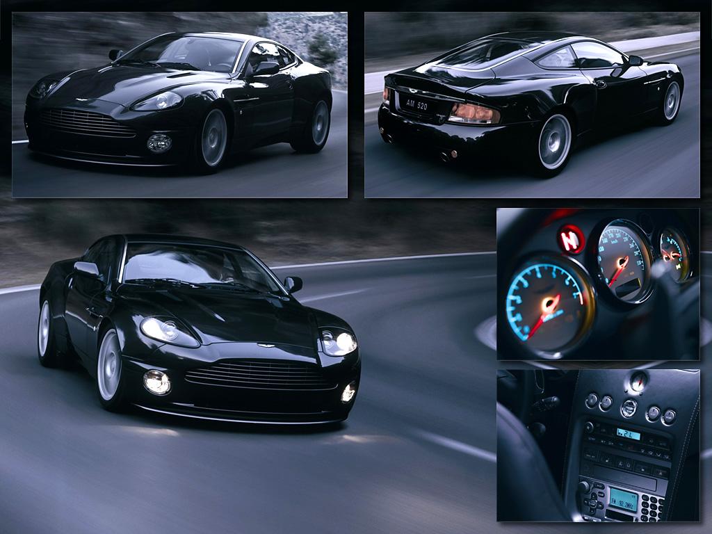 Harga Aston Martin Dbs V12