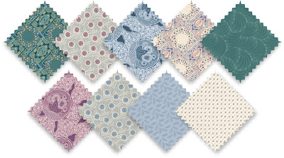 Downton Abbey Fabrics: Lady Sybil Collection