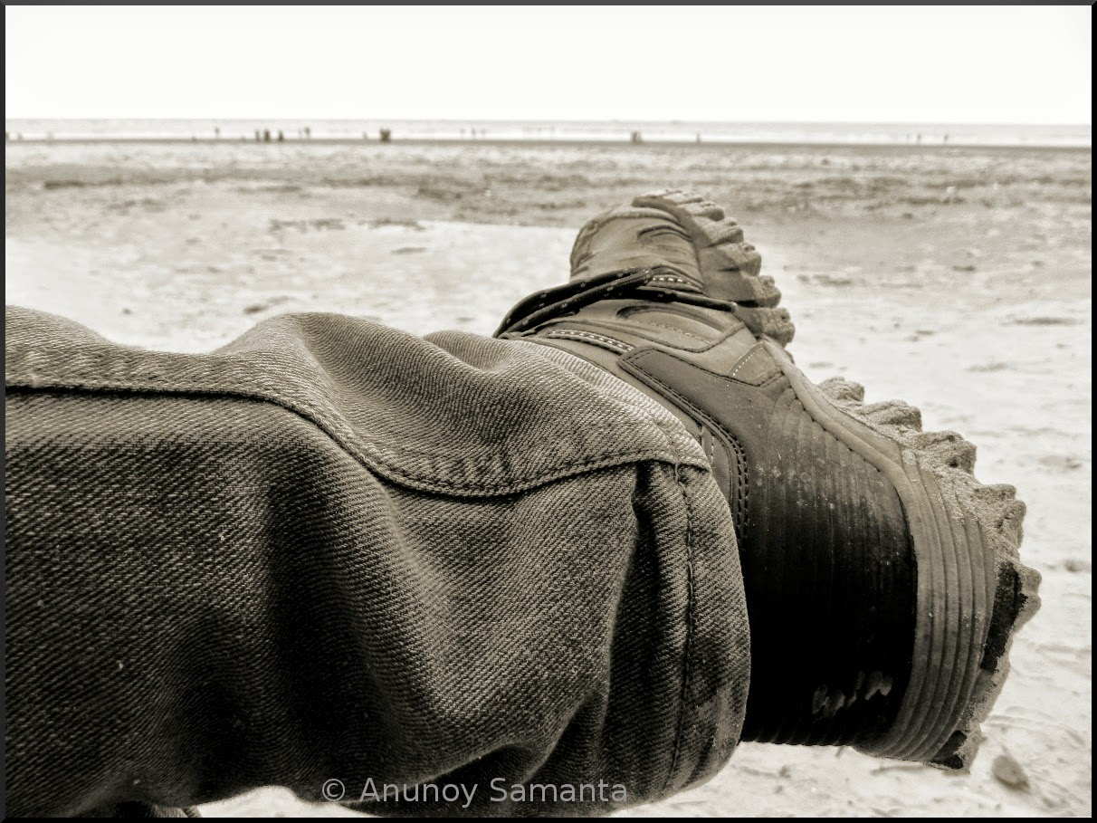 A Wanderer Loves his Shoes
