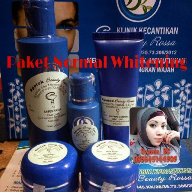 Beauty Rossa Normal Whitening