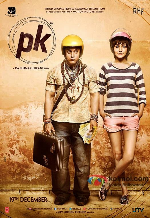 P.K 2014 Official Teaser Trailer 720p HD