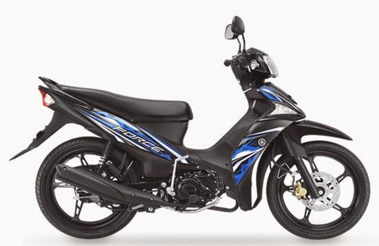 Yamaha Force 115 Black