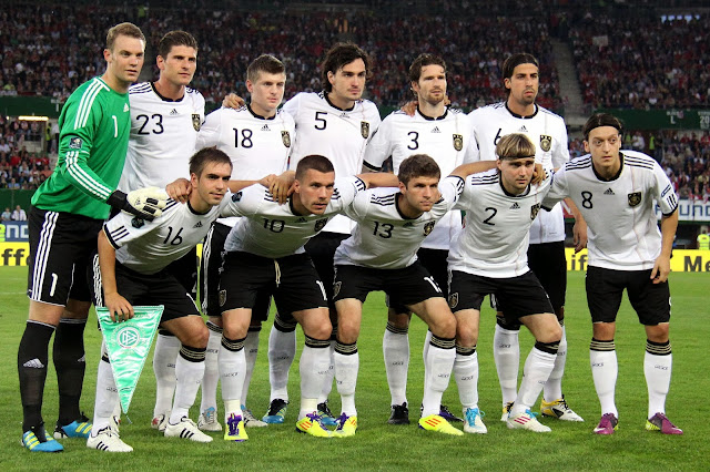 Germany Team Statistics | History