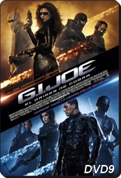 G.I.Joe Rise of Cobra DVD Full  Latino [DVD9]