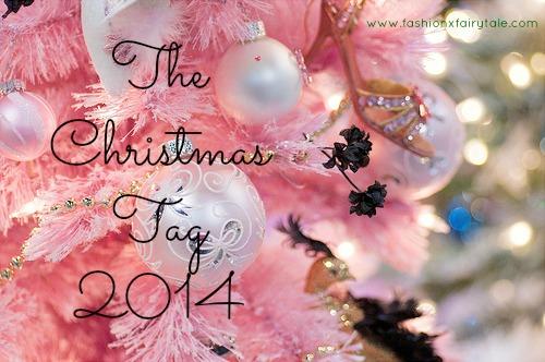 The Christmas Tag 2014
