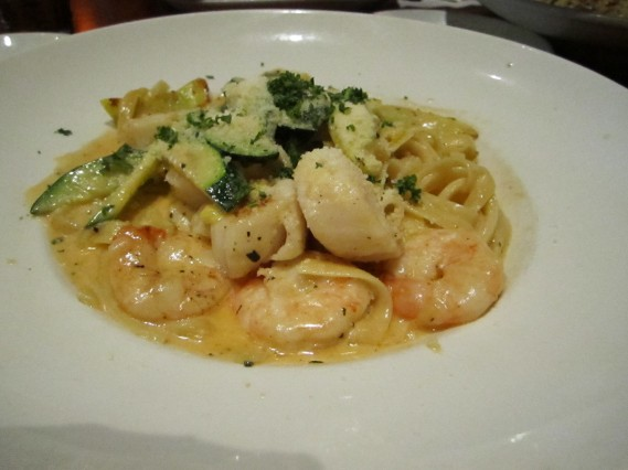 Shrimp And Scallops In A Lemon Butter Sauce Recipes — Dishmaps