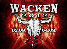 Último show de Scorpions al aire libre en el Wacken 2012