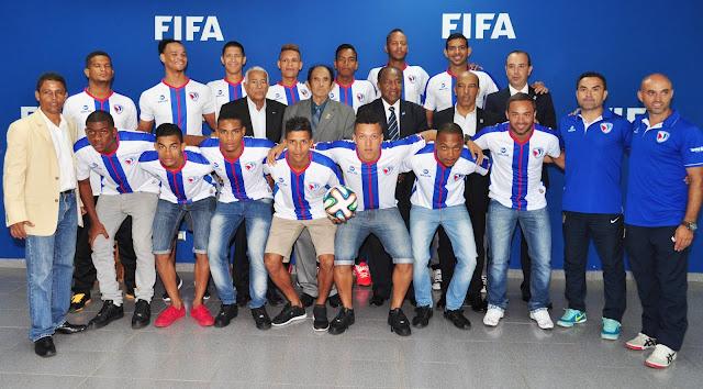 República Dominicana contra Selección Olímpica de Brasil en partido histórico